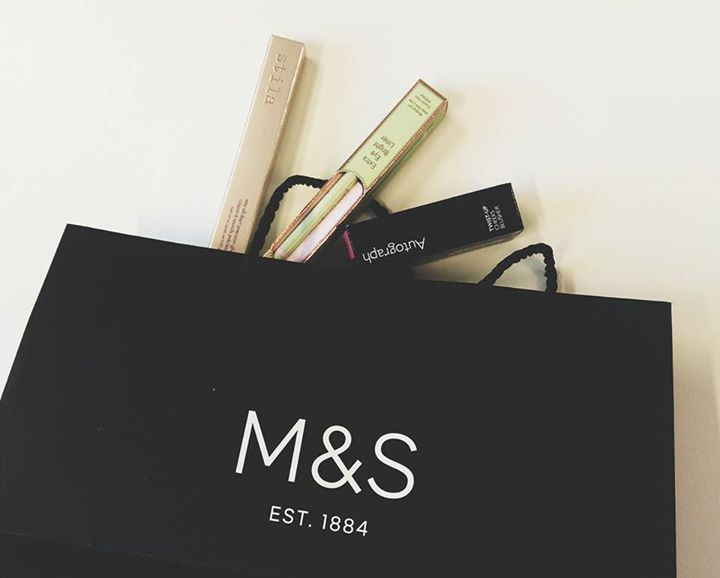Mary Greenwell Make up Ambassador for M&S Beauty