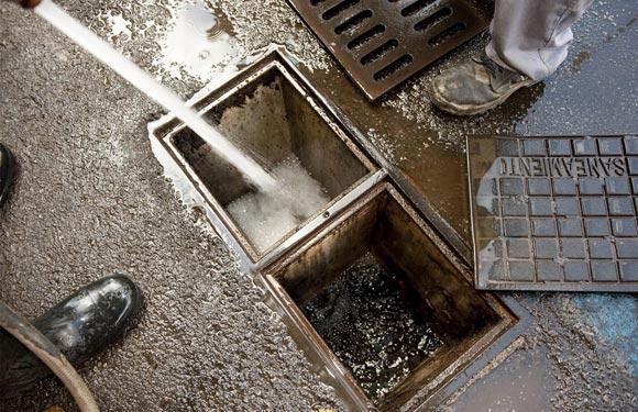 Limpiezas de redes de agua
