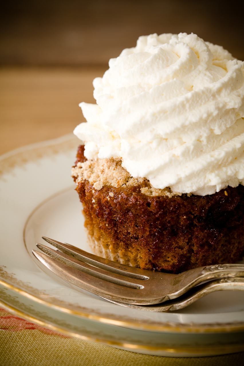 Shoofly Pie Cupcakes | Cupcake Project