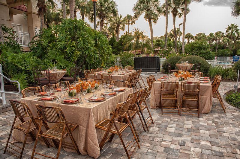 Anna Christine Events International Palms Resort Photo