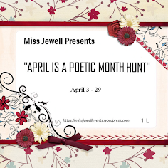 April Is A Poetic Month Hunt