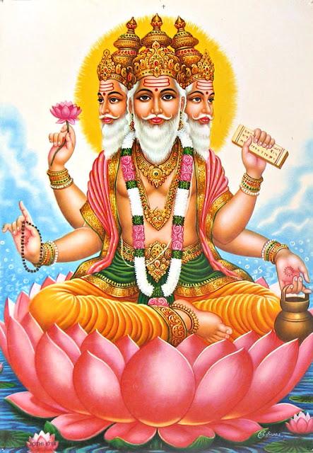 梵天神 Lord Brahma
