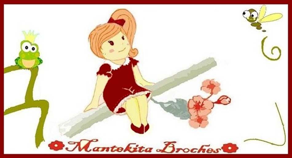 Mantekita Broches