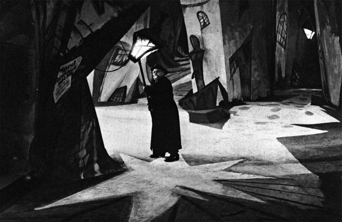 Astral headspace the cabinet of dr caligari wiene 1920 nosferatu f w murnau 1922 - The cabinet of dr caligari ...