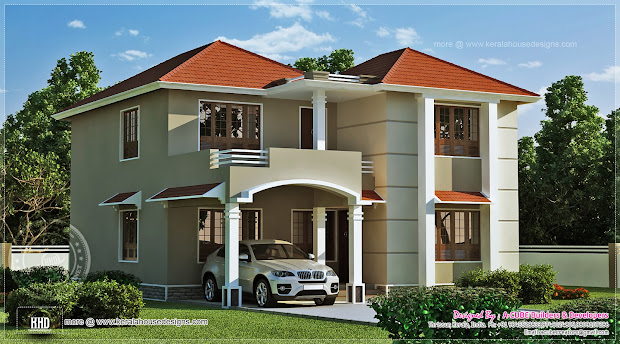 Indian Exterior House Designs