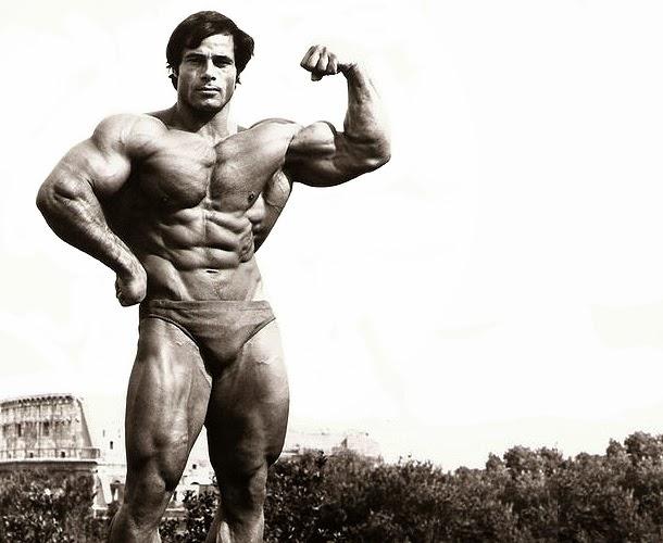 تمارين عضلات الذراعين فرانكو كولومبو