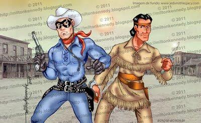 Cavaleiro Solitário The Lone Ranger