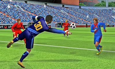 Download game Real Football 2013 v1.0.6 APK + DATA Android gratis