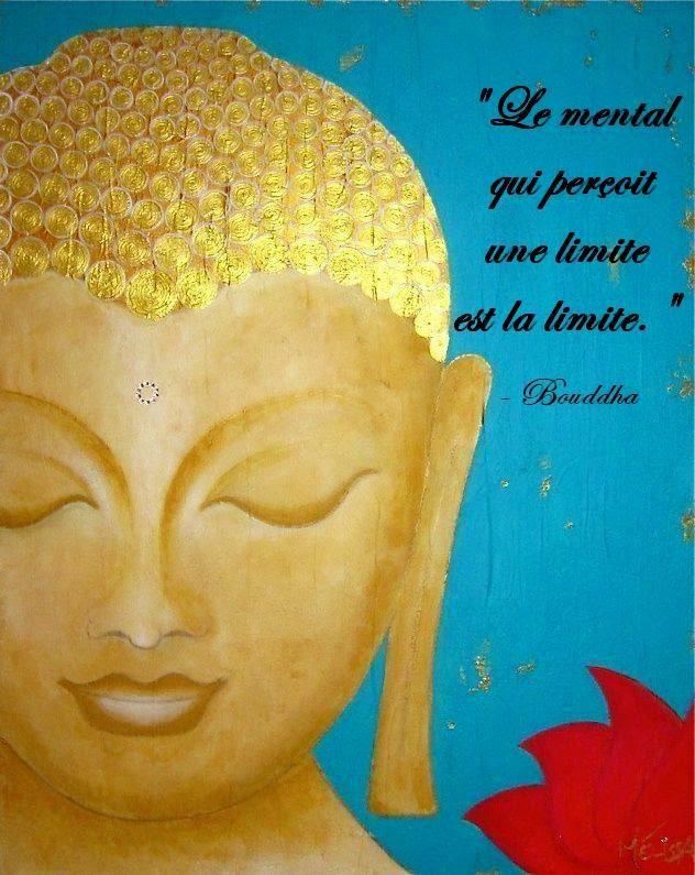 Populaire La Page de la Sagesse : Citation de Bouddha sur l'Univers ZJ79