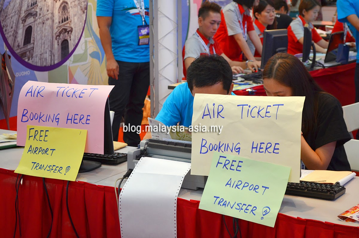 Matta Fair 2015 Flight Tickets