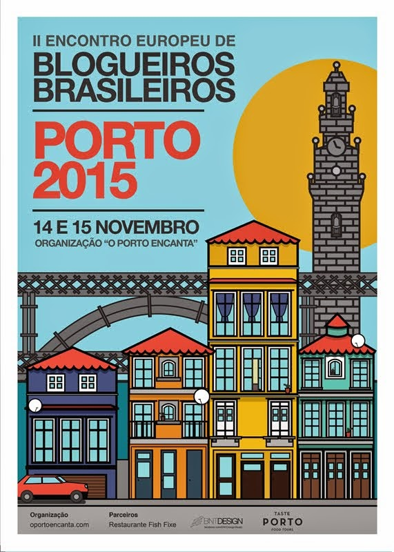 II Encontro Europeu de Bloggers Brasileiros: