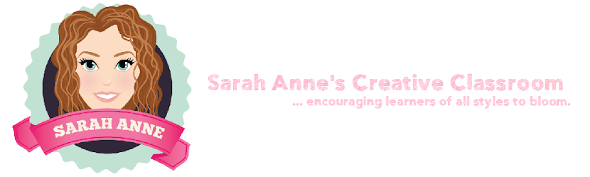 Sarah Anne's Creative Classroom