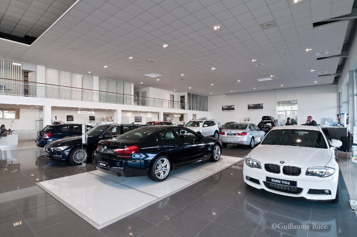 Entreprises concession bmw littoral automobiles vannes for Bmw nasa garage juillet niort
