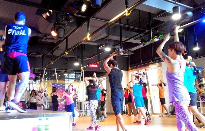 celebrity fitness nu sentral