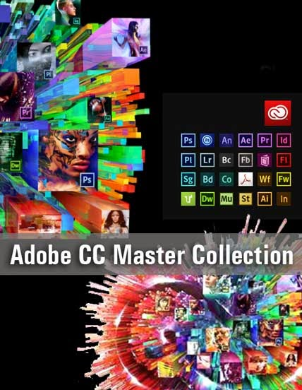 Adobe Creative CLOUD  Collection 2014 (June 2014)