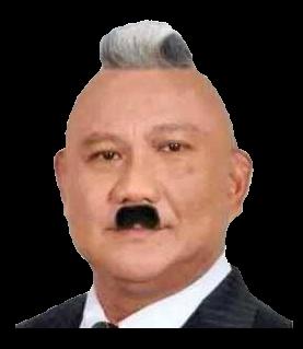 Prabowo Hitler
