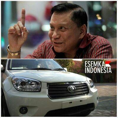 """""""Mobil Kita Bukan Mobnas, Tapi Mobil Made in RI"""""""