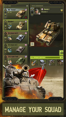 Iron 5: Tanks 1.0.4 APK for Android