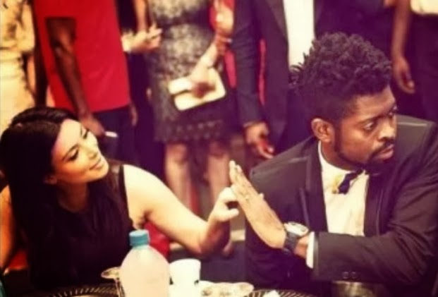 basketmouth kim kardashian picture