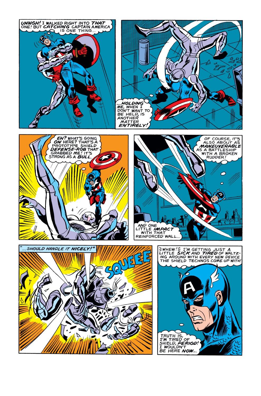 Captain America (1968) Issue #228 #142 - English 10