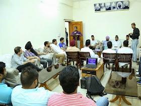 """India: Pemuda Muslim Ahmadi Terdepan Berinisisatif """"Sambung Silaturahmi"""" Dengan Pemuda Non-Muslim"""