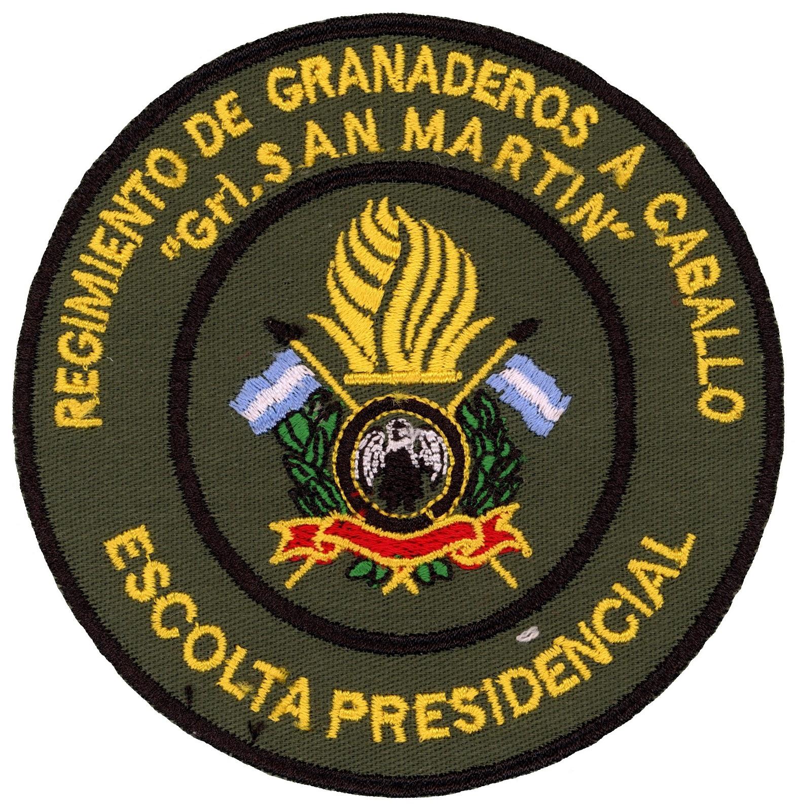 Regimiento de Granaderos a Caballo General San Martín - Escuadrón ...