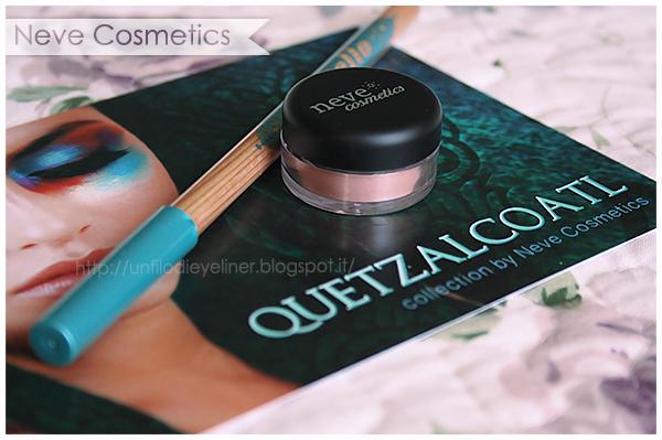 Haul & Swatch Neve Cosmetics: Quetzalcoatlù
