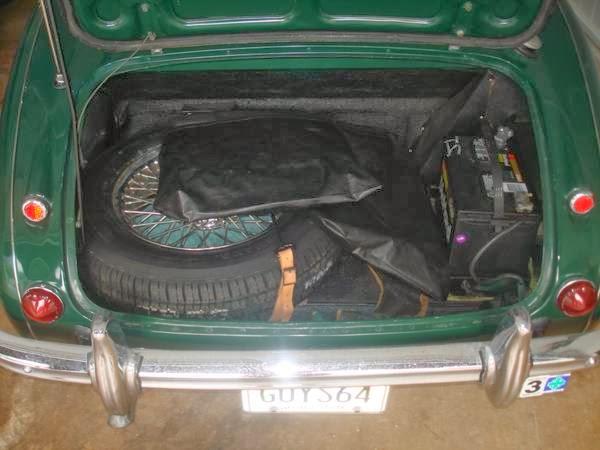 1964 Austin Healey 3000 Auto Restorationice