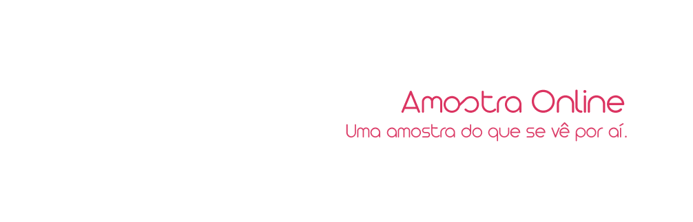Amostra Online