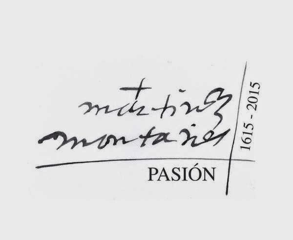 Logotipo 4º Centenario Ntro. Padre Jesús de la Pasión.