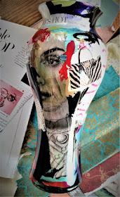 L.DESIGNS Vase Art
