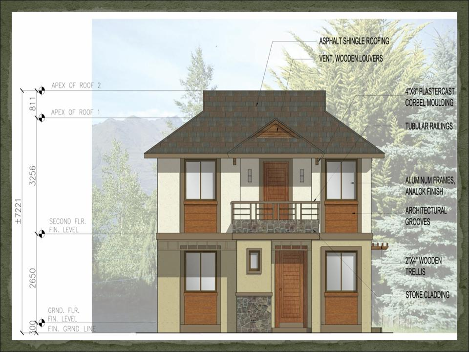 sample of house plans in philippines - Sample House Plans