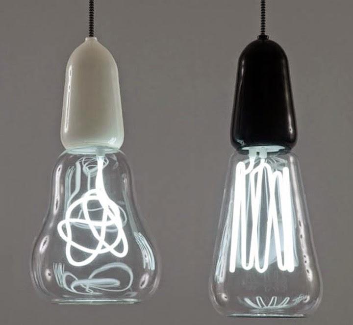lampu tidur kreatif, unik dan cantik