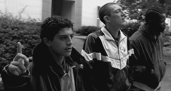 Movie La Haine Criterion