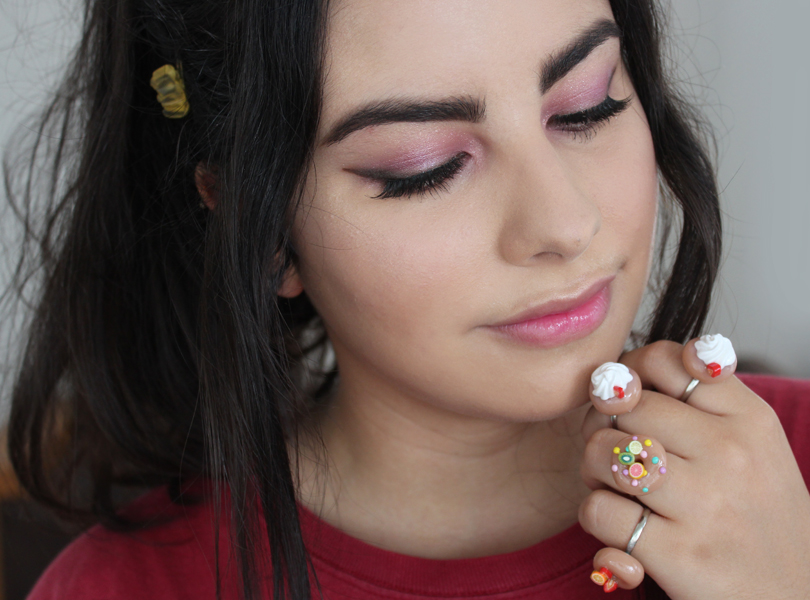 The Beauty Milk: Vanellope Inspired Candyland Halloween Makeup