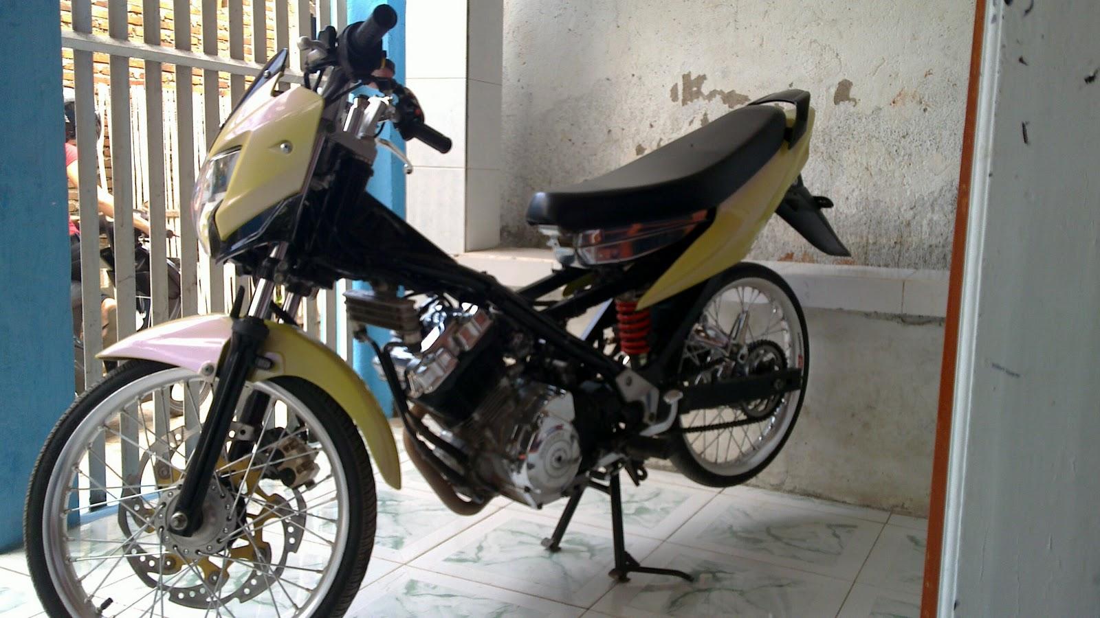 Gambar Modifikasi Motor