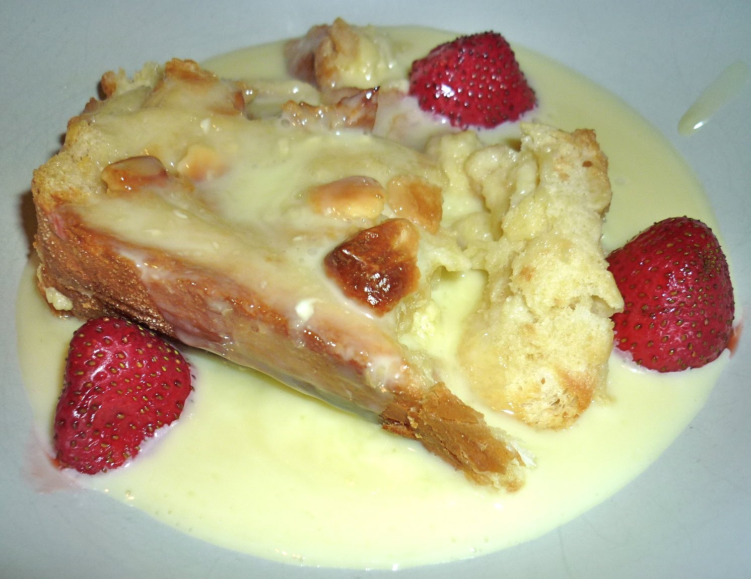 Smy Chutney: White Chocolate Bread Pudding aka WCBP