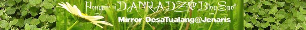 Penyair  iDANRADZi@BlogSpot