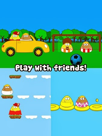 Pou Free Android Game