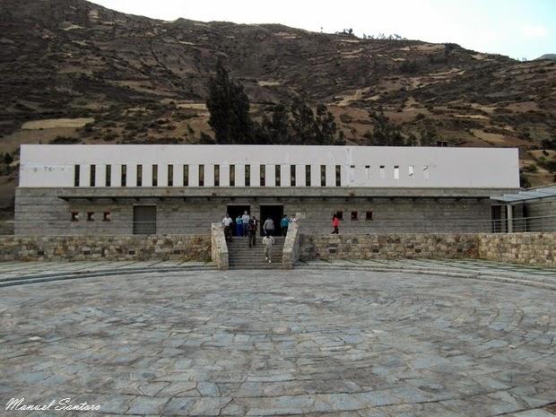 Chavin de Huantar, Museo Nacional de Chavin