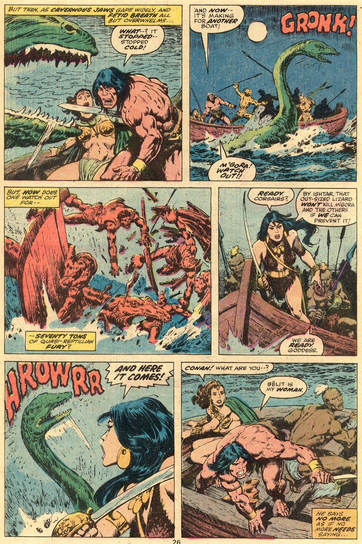Conan the Barbarian (1970) Issue #74 #86 - English 14