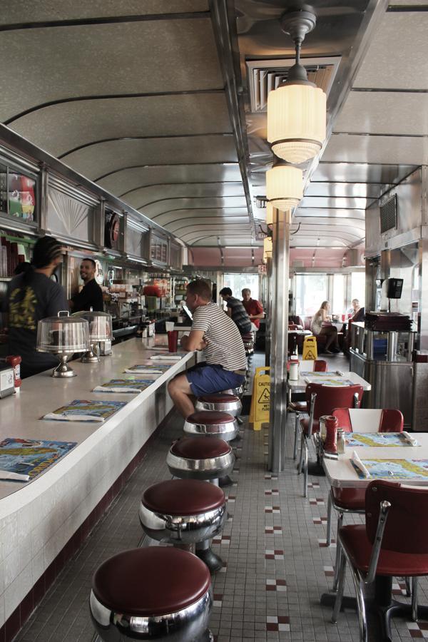 dinern, miami, will smith, restauranger, restaurang, tips, hamburgare, populära ställen, kända restauranger i Miami, restips