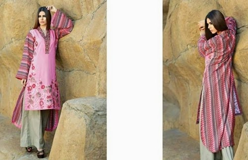 Subhata Embroidery Lawn 2015