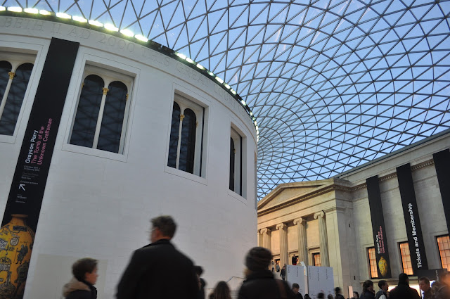 London British Museum top best exhibits