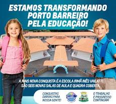 Porto Barreiro - Transformando pela educação