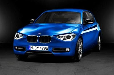 2012_BMW_1_Series_Blue_Color