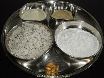 ingredients to make karnajis