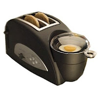 Back-to-Basics Egg-and-Muffin 2-Slice Toaster 