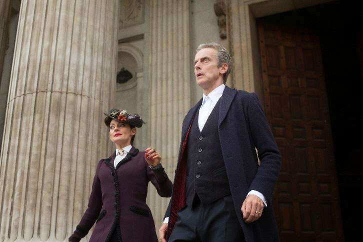 Doctor Who - Episode 8.11 - Dark Water - Full Set of Promotional Photos