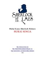 Download gratis ebook Sherlock Holmes - Surai Singa JAR